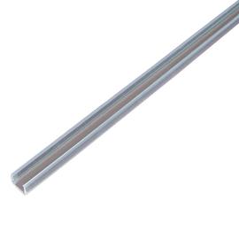 Minicanale battiscopa adesivo 9,5 x 7,5 mm x L 2 m