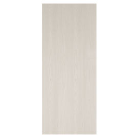 Pannello per porta blindata Notting Hill MDF laminato bianco L 90 x H 210 cm , spessore 3 mm