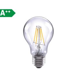 Lampadina LED Lexman Filamento E27 =60W goccia luce fredda 360°