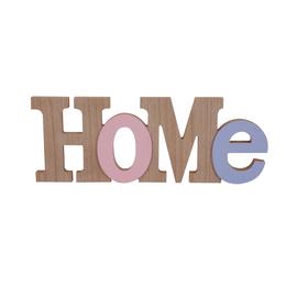 Scritta Home MDF 35x13