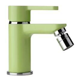 Miscelatore bidet Colors verde