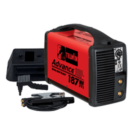 Saldatrice inverter Telwin Advance 187 MV/PFC