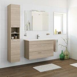 Mobili bagno prezzi e offerte mobiletti bagno sospesi o a for Arredo bagno leroy merlin