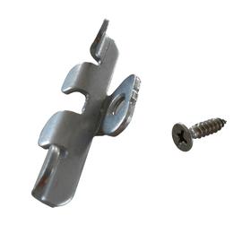 Clip fissaggio per legno composito Simplywood