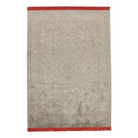 Tappeto Extension grigio, rosso 160 x 230 cm