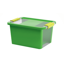 Scatola Bi Box S L 36,5 x P 26 x H 19 cm verde