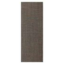 Tenda a lamelle verticali Screen tinta unita talpa L 40 x H 260 cm