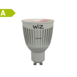 2 lampadine smart LED Wiz GU10 =50W multicolore (RGB)