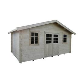 Casette in legno e pvc prezzi e offerte casette da giardino - Casette da giardino in resina ...