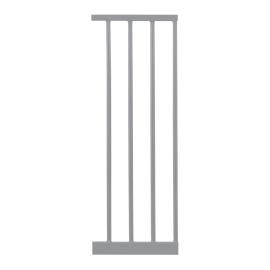 Estensione cancelletto acciaio grigio L 28 cm