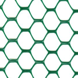 Rete Exagon H 1 x L 5 m verde