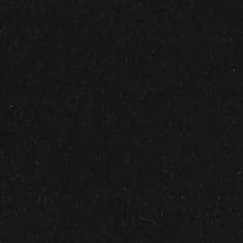 Feltro nero 30 x 30 cm