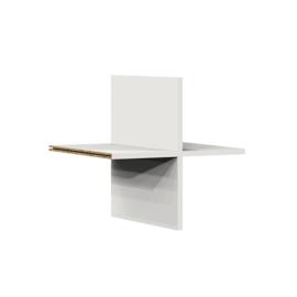 Adattore accessori Multikaz bianco L 32,8 x P 32,8 x H 31,4 cm