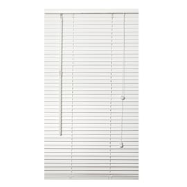 Tenda veneziana Inspire bianco 80 x 150 cm