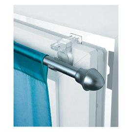 Accessori bacchette prezzi e offerte online leroy merlin - Ganci per tende finestre pvc ...