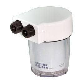 Purificatore d'acqua per sottolavello con cartuccia filtrante cartuccia assorbente