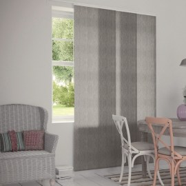 Tenda a pannello resinato Texture Melange Grigio grigio 60 x 300 cm