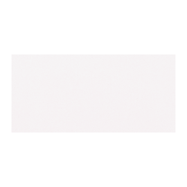 Battiscopa impiallacciato laccato bianco 16 x 60 x 2500 mm