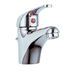 Miscelatore lavabo Nerea cromato