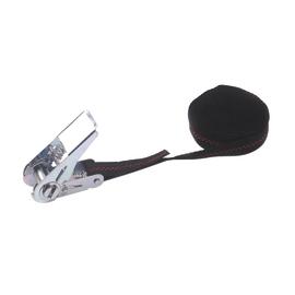Cinghia di ancoraggio con cricchetto 5 m 25 mm