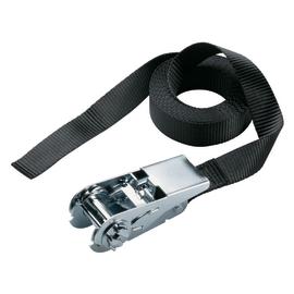 Cinghia di ancoraggio con cricchetto 2,5 m 25 mm