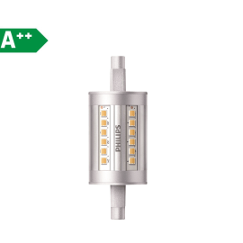 Lampadina LED Philips R7S =60W luce naturale 360°