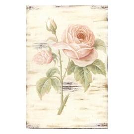Quadro in legno Rosa 20,5x30,5