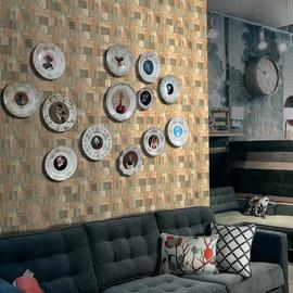 Rivestimento decorativo Bistrot marrone