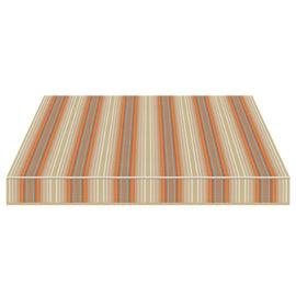 Tenda da sole a bracci Tempotest Parà 240 x 210 cm marrone/beige/arancione Cod. 5010/14