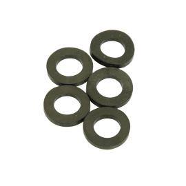 """10 guarnizioni piatte in gomma, Ø 1-1/2"""" pollici 36 - 44 mm"""