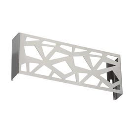 Ghiera rettangolare acciaio