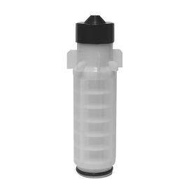 Cartuccia per filtro trattamento acque con rete lavabile