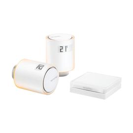 Kit base per riscaldamento collettivo Relè con 2 valvole intelligenti per termosifoni Netatmo by Starck®