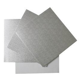 Pannelli in polistirolo e alluminio EPS Alloy L 50 cm x H 50 cm, spessore 4 mm