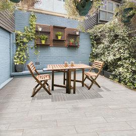 Pavimenti in gres porcellanato effetto pietra per esterni for Pavimento legno esterno leroy merlin
