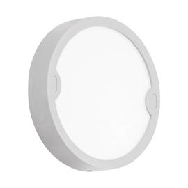 Applique Alfena-R grigio tondo