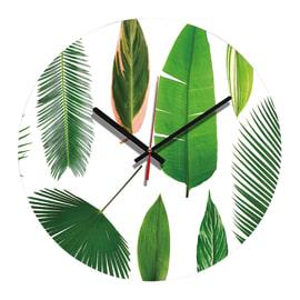 Orologio Green Leaf 34x34