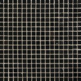 Mosaico Cina 30 x 30 cm nero