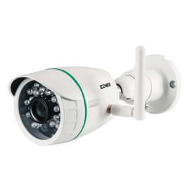Telecamera IP wireless da esterno/interno fissa con visione notturna Vimar Bullet Wi-Fi HD 720p Elvox