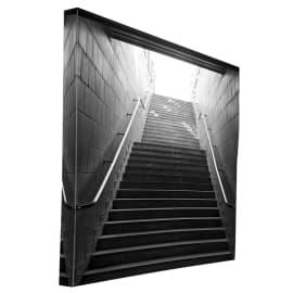quadro su tela Escaliers 65x65
