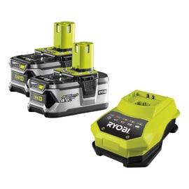 3 batterie Ryobi RBC18LL40 18 V