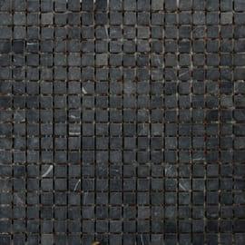 Mosaico Pietra 30 x 30 cm nero