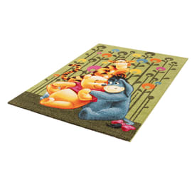 Tappeto Winnie & friends premium multicolore 100 x 150 cm