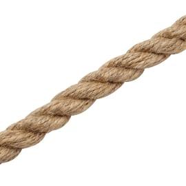Corda in yuta Ø 10 mm x 10 m Beige