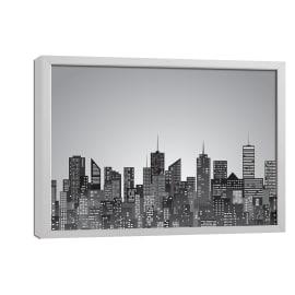 quadro su tela Skyline 65x85