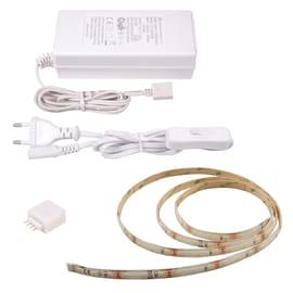 Kit striscia LED estensibile Inspire luce calda