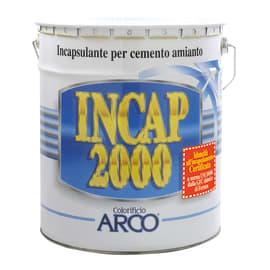 Impermeabilizzante cemento amianto liquido Incap 2000 grigio 14 L