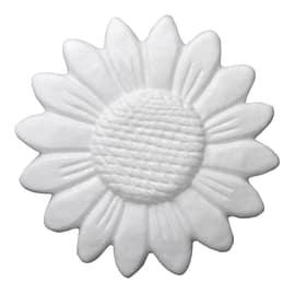 Rosone Sunflower tattoo da parete 3d 14 x 14 cm