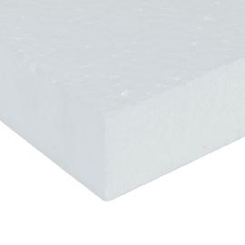 Pannello isolante in polistirene espanso Dibipop 136 Fortlan L 1000 mm x H 500 mm, spessore 10 mm