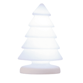 Lampioncino Snowy H40cm